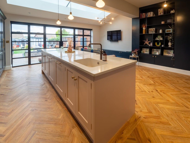 Pink Kitchen Cabinet Ideas