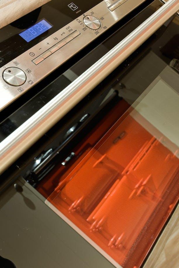 Contemporary Schüller kitchen