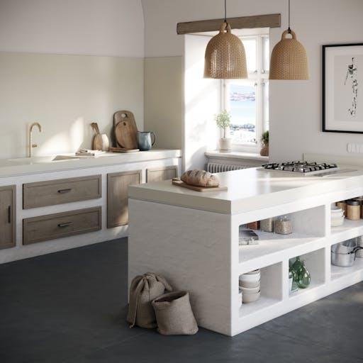 Silestone Kitchen 2 - Faro White