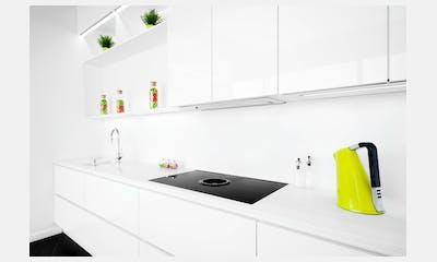 Statuario kitchen - modern