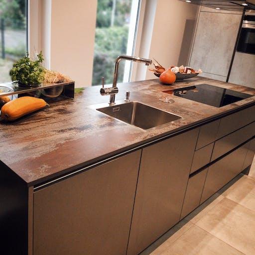 Trilium - Küche im Industrie-Look