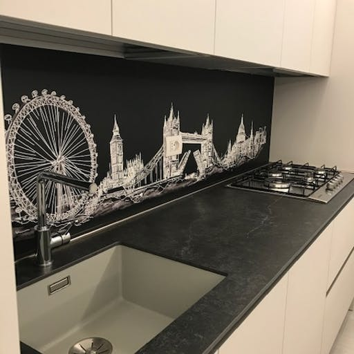 una vista su Londra