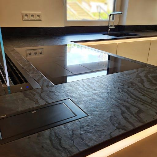 Liquid Embers - Modernes Design mit WOW Effekt