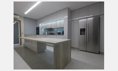 Dekton Kreta 2cm - Obra cozinha Fajões