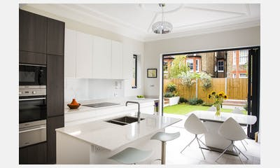 Contemporary Elfindale Kitchen