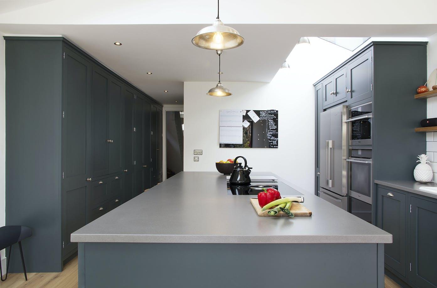 Hindmans Framed Shaker Kitchen