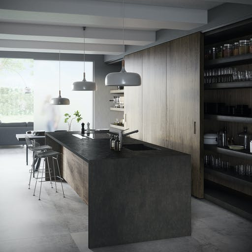 Dekton Kitchen - Milar