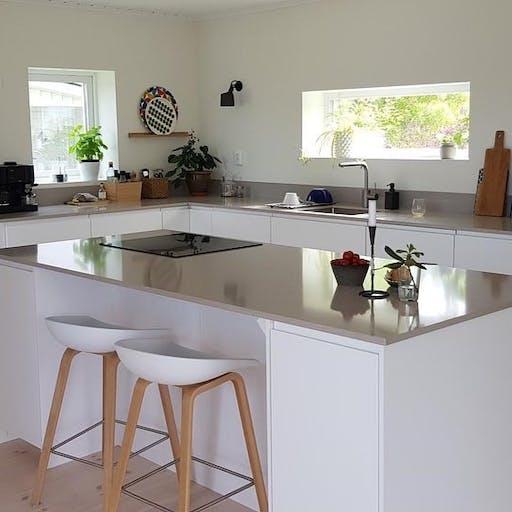 Silestone Royal Reef  end consumer kitchen