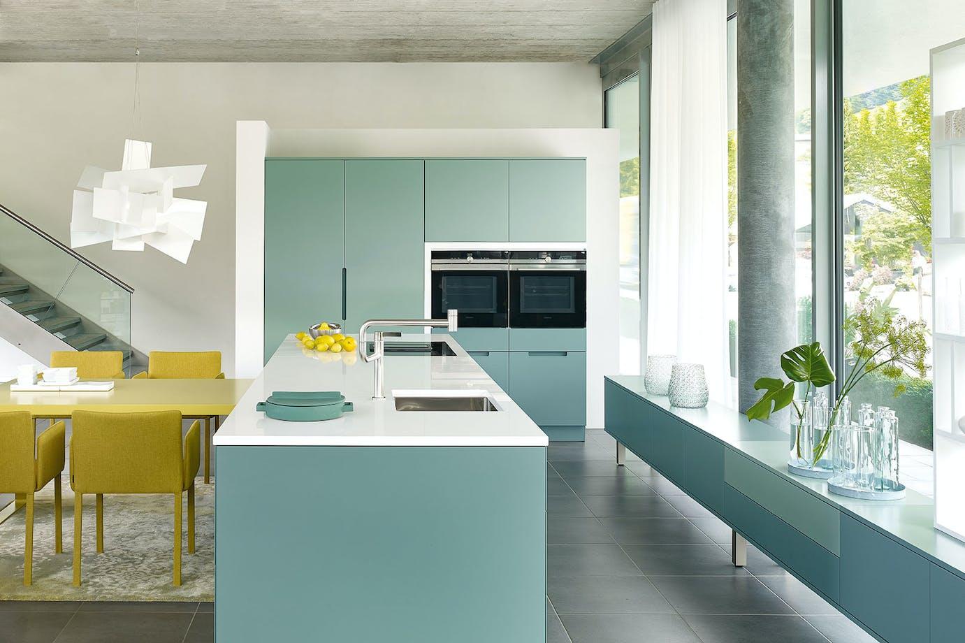 Ausstellungsküche Retri-Küchen