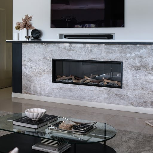 Mt Pleasant Fireplace