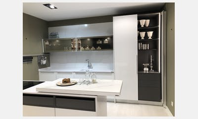 Cozinha de Exposição
