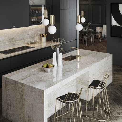 Dekton Kitchen - Taga - Xgloss