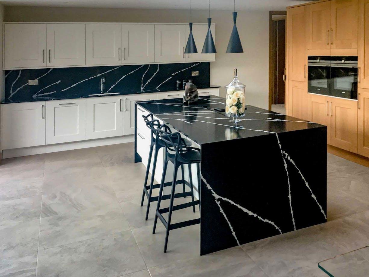 Affordable Granite residential kitchen