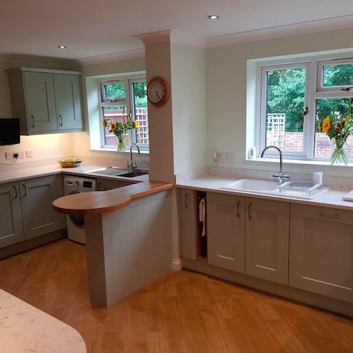 Jones & Company - Residential Kitchen