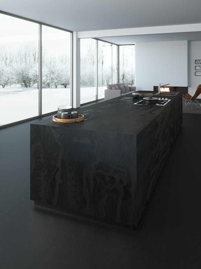 Dekton Kitchen - Radium