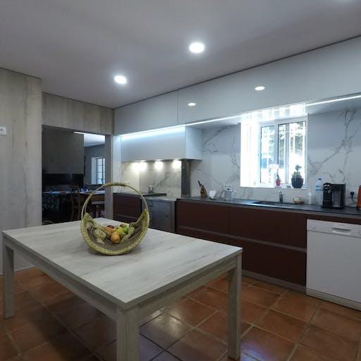 P_Pedrosa - cozinha particular Sandim