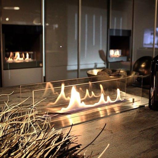 Nick McNally - Fireplace