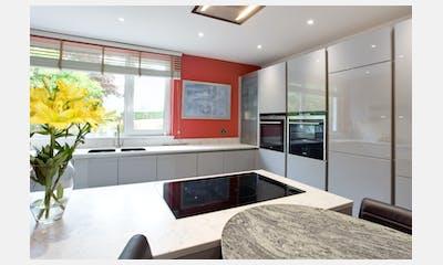 Modern  Schüller Kitchen