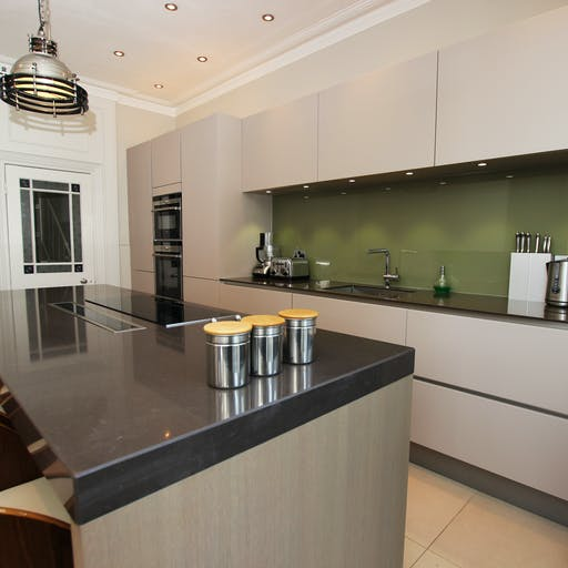 Silestone merope by cosentino for Kitchen designs east london south africa