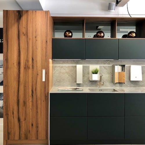 Dekton Sogne small kitchen
