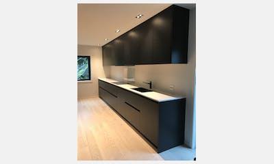 Moderne Kjøkken Skoghotlveien Nordstrand