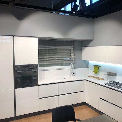 Cucina Lack Lux Progetto Eleganza