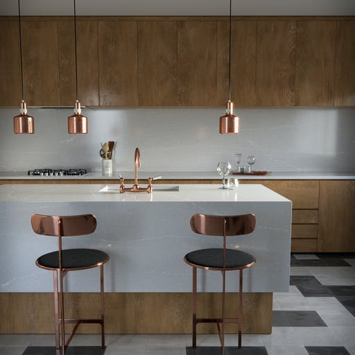 Silestone Kitchen EU - Desert Silver