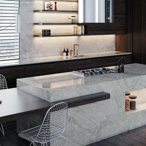 Dekton Kitchen - Sogne - Xgloss