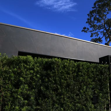 Image of marc thee house facade in Facader - Cosentino