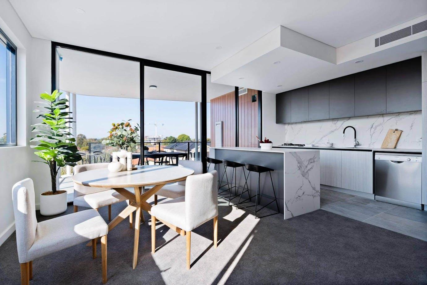 [DK] Edition & Carrington Apartments - Countertops