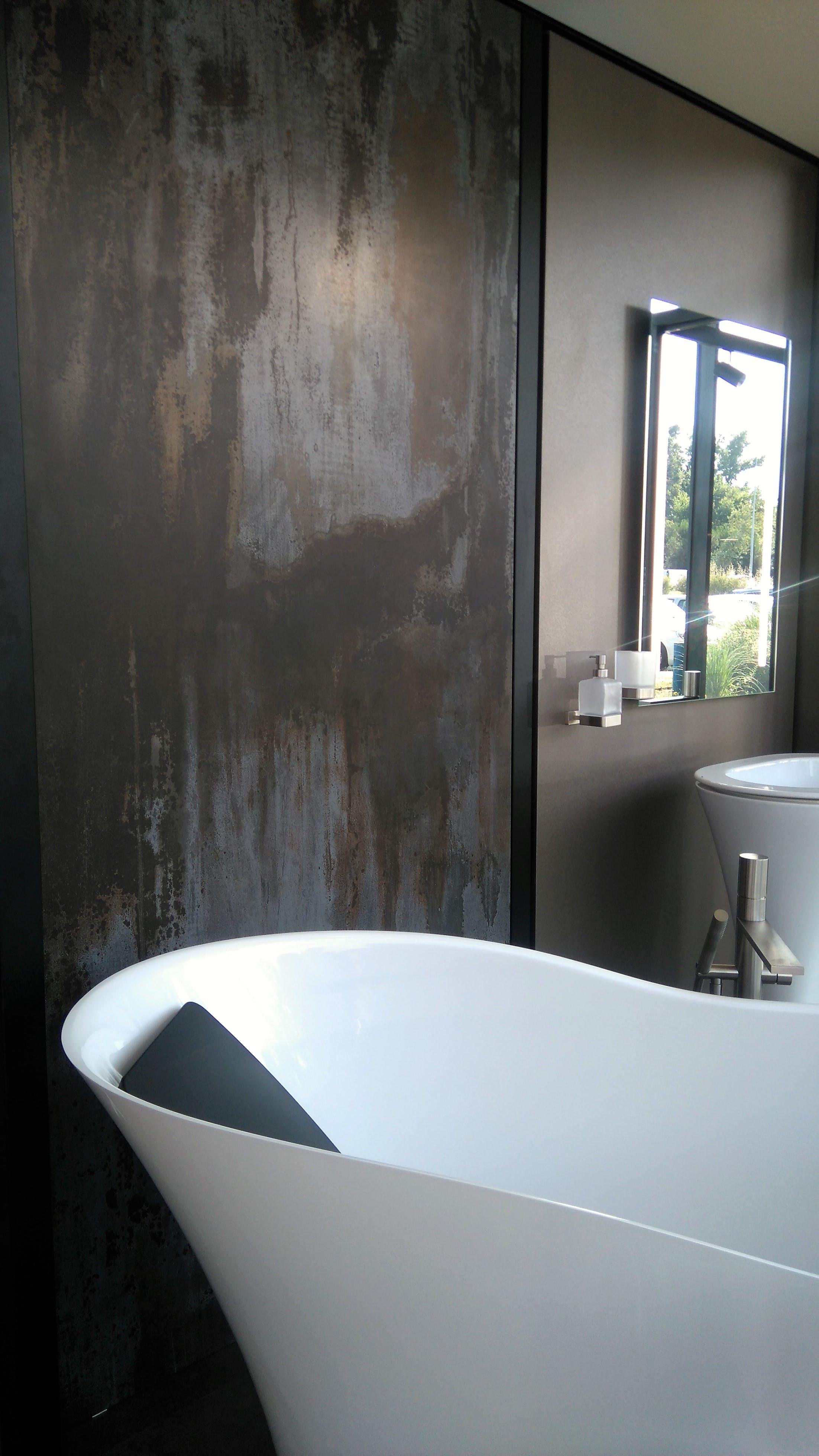 Bathroom Salle De Bain dekton - exposition espace salle de bain |cosentino