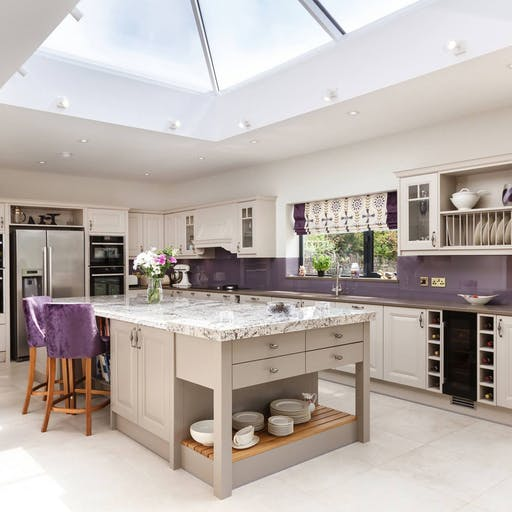 Traditional Kitchen in Penarth