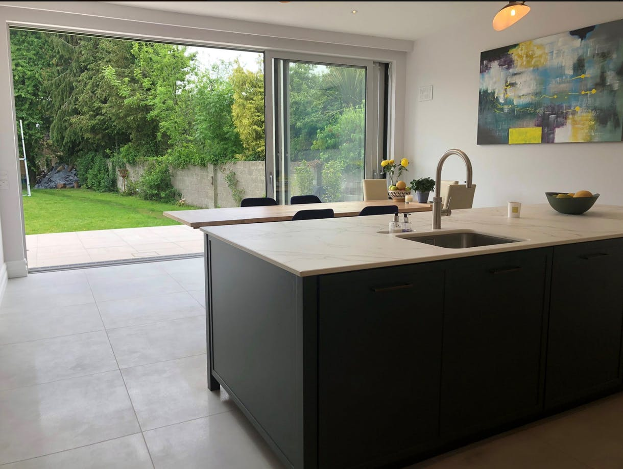 Wexford Residential Kitchen Entzo