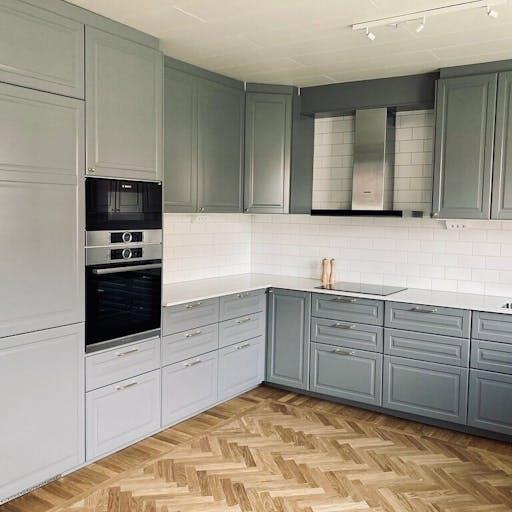 Silestone Blanco Orion end consumer kitchen