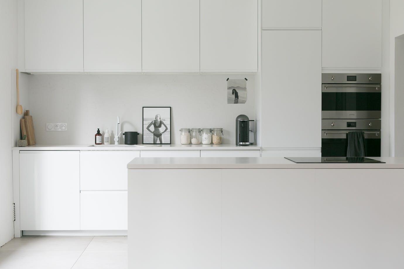 Cuisine minimaliste - Karine Köng