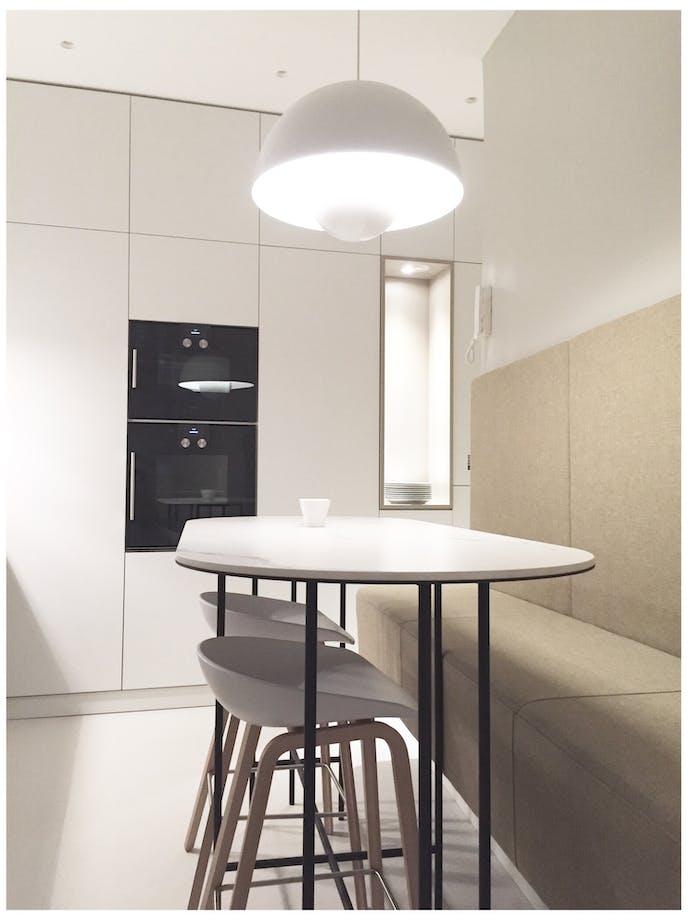 Atelier daaa - appartement 17ème