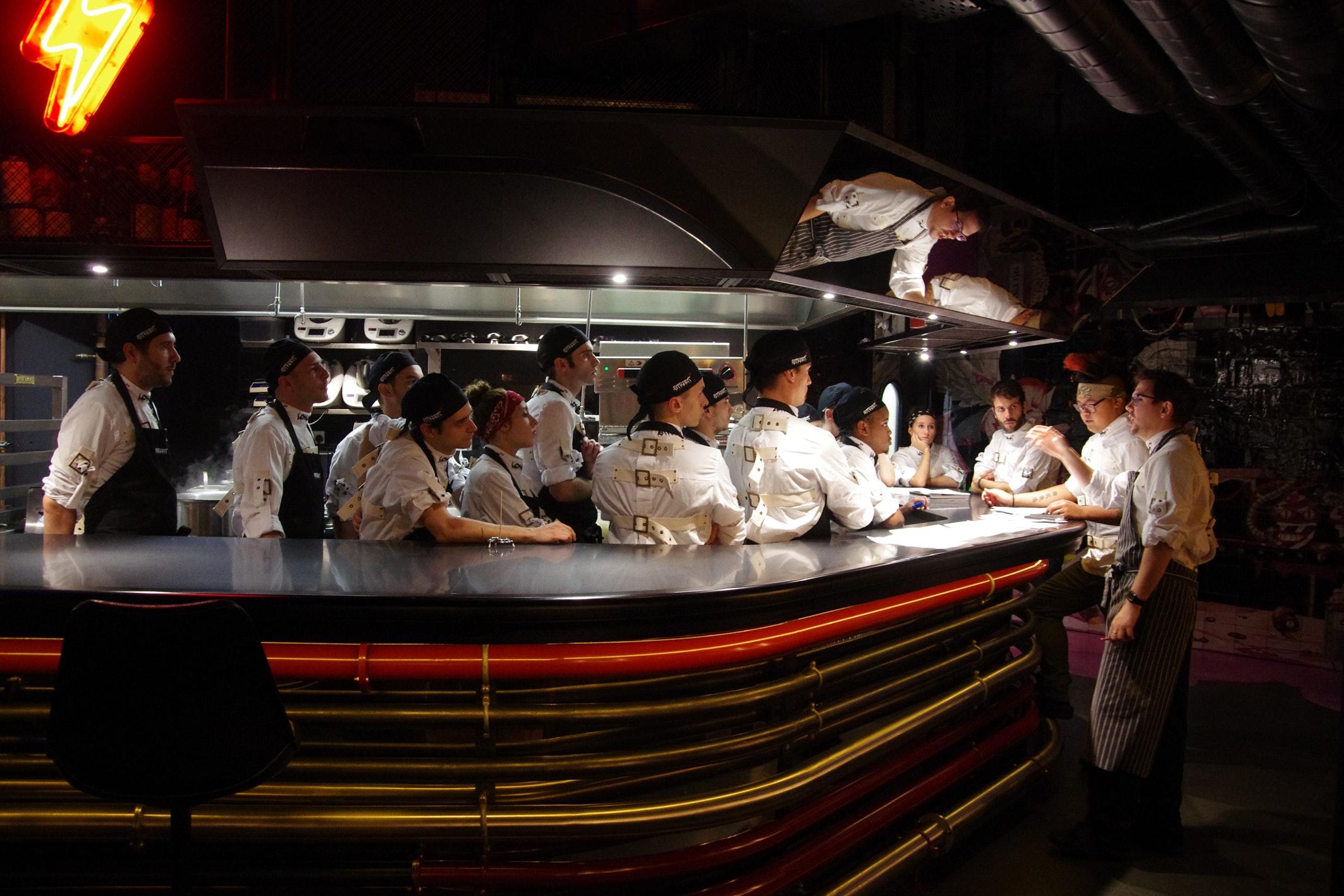 Restaurant StreetXO Mayfair