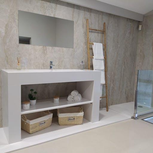 Ambiente de baño