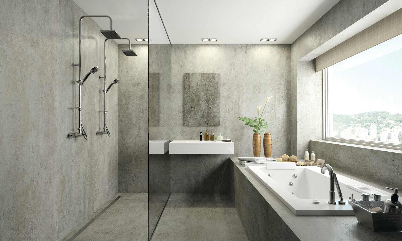 Keon Bathroom