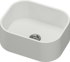 Kitchen sinks: a one single piece option in different models